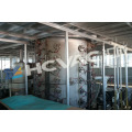 Coloured Stainless Steel Sheet PVD Titanium Nitride Gold Coating Machine, Tin Gold Coating System