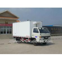 Camión de transporte fresco JMC 4-5 toneladas para la comida