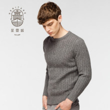 90% Wool 10% Cashmere Sweater