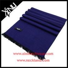 2015 neue Produkt Seide gebürstet benutzerdefinierte feste Schal