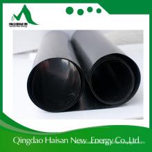 Kommunale Abfallprojekte / Entwässerungsgraben Liner Gebrauchte HDPE Geomembrane