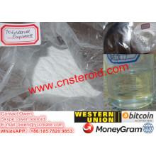 Propionate de testostérone Poudre injectable Suppléments anabolisants de source brute