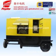 150kw diesel generator trailer
