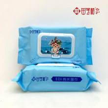 Soft Touch Alcohol Free Sanitary Skin Care Wet Wipes