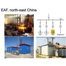 Compensación estática de la energía reactiva (SVC)