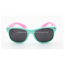 Gafas de sol promocionales de los niños con la impresión del logotipo