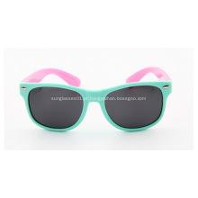 Óculos de sol relativos à promoção das crianças com impressão do logotipo