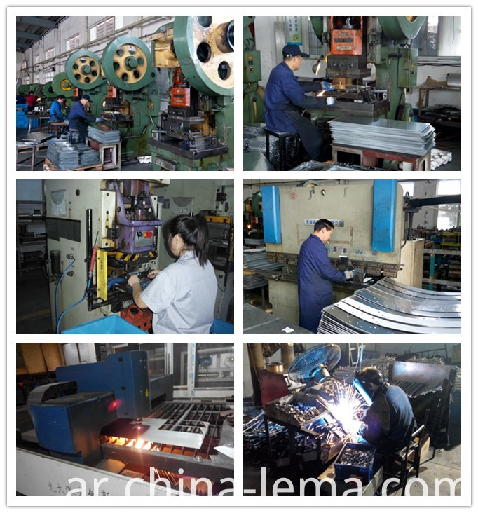 metal steel stamped part prodction