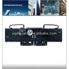 2 Panels Seitliche Öffnung Aufzug Mechanischer Türantrieb