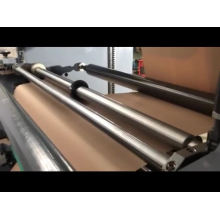 Unwinding Width 1300mm Jumbo Roll Kraft Paper Slitters Rewinder