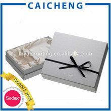 Qualitäts-Kissenweihnachtsgeschenk-Zinnkasten Kosmetik, die verpacken