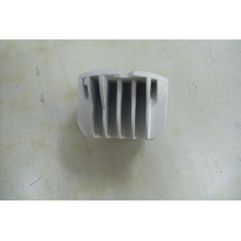 China famous aluminium die casting parts / custom made die casting / aluminum die cast lamp heatsink
