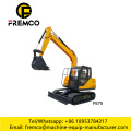 FE75 Crawler Excavator 7.5 Tons Capacity