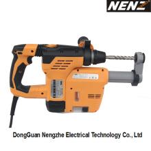Elektrischer Hammer Nenz Bohrhammer mit Staubabsaugung (NZ30-01)
