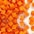 IQF Frozen Super Diced Carrots