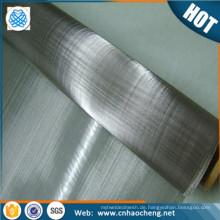 20 45 50 75 100 Mesh 0,5 mm Nichrom 80 20 Draht Nickel-Chrom Drahtgeflecht Bildschirm / Tuch