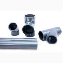 Tubo de pressão de PVC-U de alta qualidade com boa colorabilidade