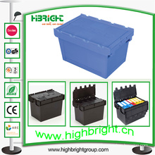 Plastic Logistic Container, Nestable Container, Nestable Box