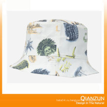 Новый дизайн 100% хлопок смешные Hat ведро