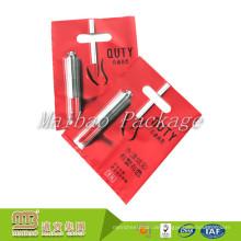 Benutzerdefinierte Logo Druck Punch Out Griff Shopping Mais Stärke biologisch abbaubare Kunststoff Ldpe HDPE Taschen Hersteller