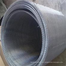 Malla de alambre de níquel puro N4 N6 300 400 malla para colector de corriente