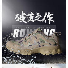 Tactical Military Special Forces Combat Boots Summer Low Cut Boot