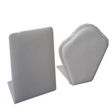 Белый PU металла Дисплей ювелирных изделий ожерелье (х-2/ х-3)