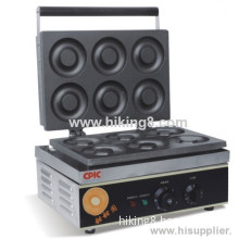 6pcs Commercial Use Doughnut Making Machine For Household