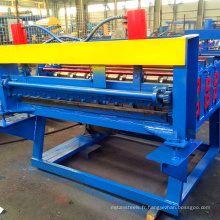 machine de découpage de bobine de feuille en métal
