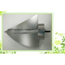Продукт для литья под давлением из алюминиевого сплава с анодным окислением и подогревом, произведенный на китайском заводе