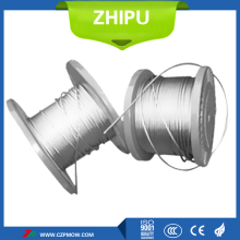 Tungsten wire a conductor or insulator structure 7*19*4