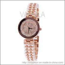 VAGULA bisutería pulsera con reloj (Hlb15664)