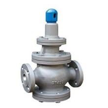 Válvula reductora de presión de vapor de acero inoxidable de alta temperatura