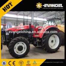 80hp Lutong Barato 2wd trator agrícola LYH820