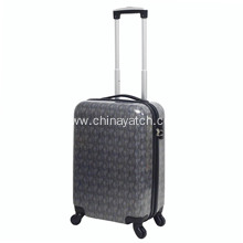 Special Shiny PC Hardside Suitcase set