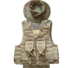 Quick Release System Light Bullet Proof Vest Surplus Body Armor