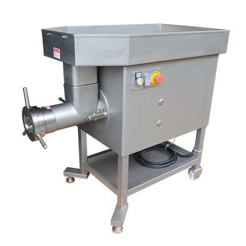 Industrial meat grinding machine