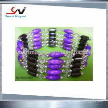 customized permanent Polishing wrap Magnetic Jewellery