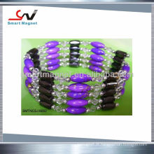 Envolvimento de polimento permanente personalizado Jóias magnéticas