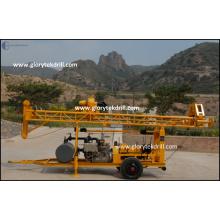 Gl-II Trailer Water Drill Machine