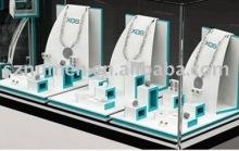 Acrylic fashion jewelry Display