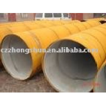 API 5L 3PE steel pipes for oil pipe hot sell in stock