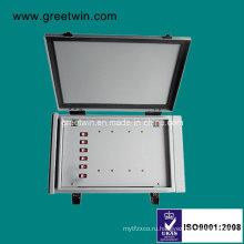 150W 5-канальный сотовый телефон Jammer / мобильный телефон Jammer / RF Jammer (GW-J250CW)