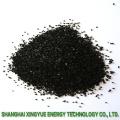 Carvão ativado com casca de noz com alimentos para purificação de águas residuais industriais