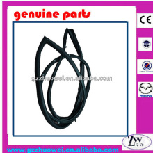 Car Windows Rubber Sealing Strip , Door Weather Seal / Rubber Strips For Mazda B25D-58-760