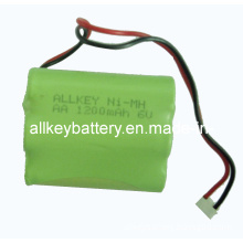 NiMH Battery Pack with 2200mAh 12V (nimh battery pack)