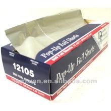 200sheets pre-cut foil sheets