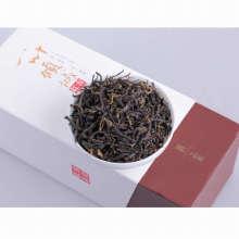 China Diancai uma folha charmosa árvore selvagem de chá preto