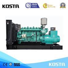 Générateur diesel monophasé chaud de la vente Yuchai 1125kVA de vente pour l'usage de terre
