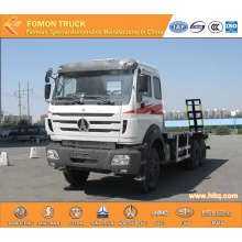 North-Benz 6x4 25T construction machinery transport truck